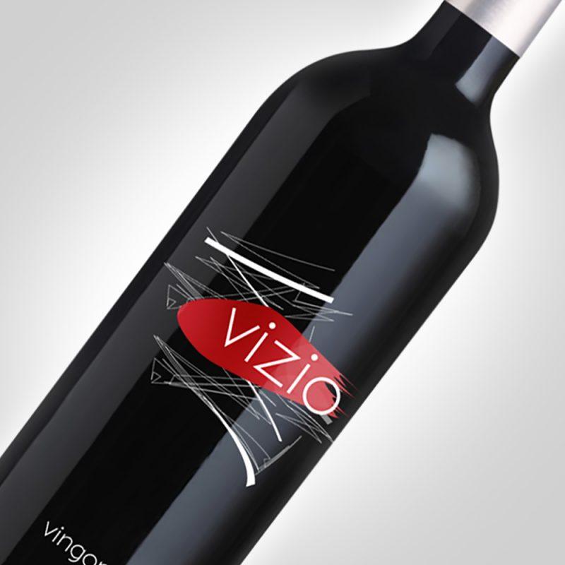 Realizzazione Grafica Etichette Vini Lecce