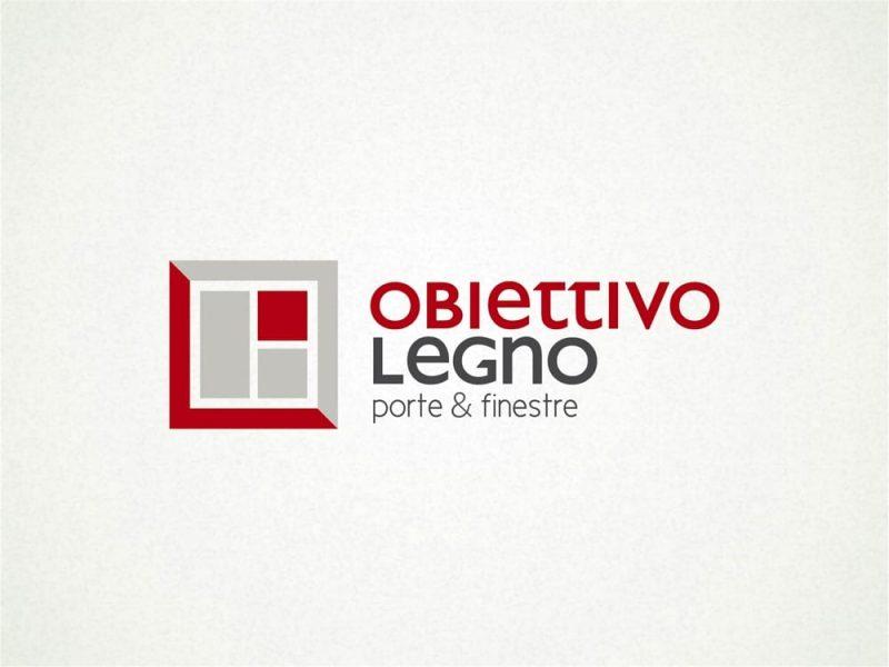 Logo Obiettivo Legno